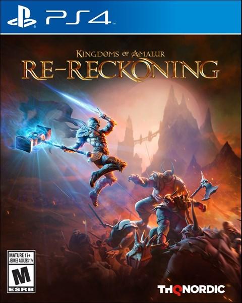 Kingdoms of Amalur: Re-Reckoning poster