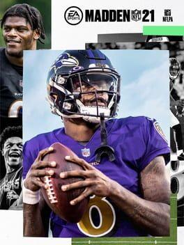 Madden NFL 21 poster
