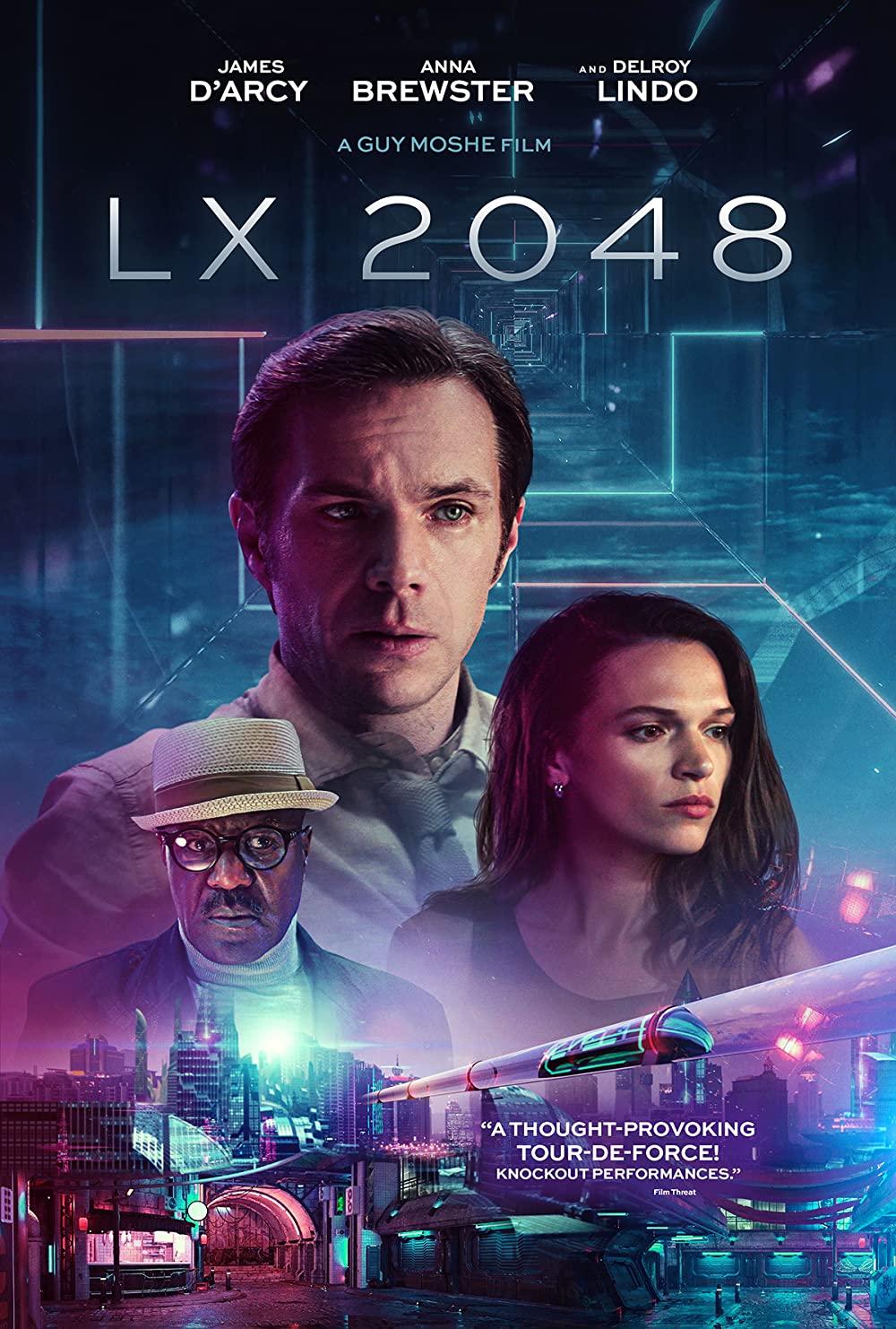 LX 2048 poster